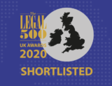 The Legal 500 UK Awards 2020