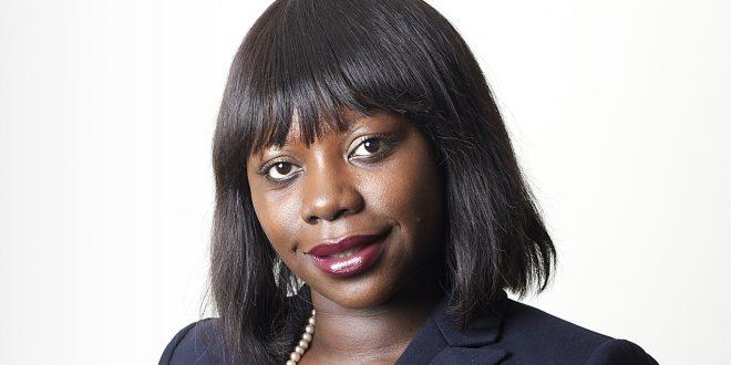 Morayo Fagborun Bennett speaks at International Day of the Girl Child