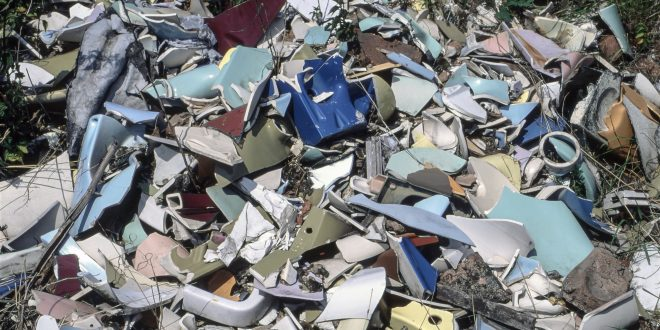 Fly tipping – old problem, new solution