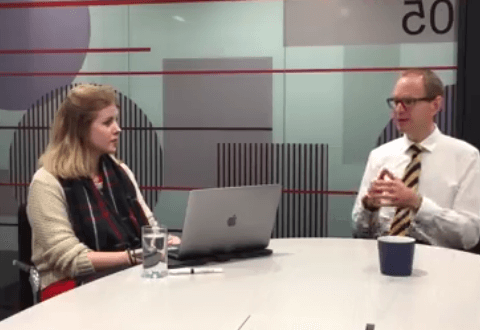 Charles Bagot QC in conversation with Legal Cheek