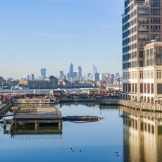 london docklands property