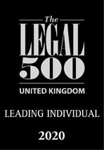 Legal 500 2020: Leading Individual