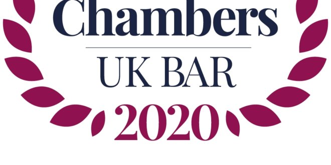 Amazing results in Chambers UK's latest Bar Directory for Hardwicke