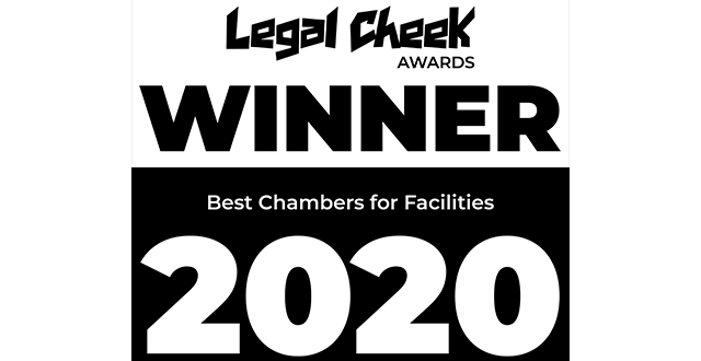 Good news in uncertain times! Hardwicke wins Legal Cheek Award