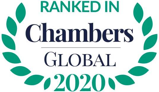 Chambers Global: Leading Individual