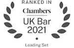 Chambers UK Bar Leading Set 2021