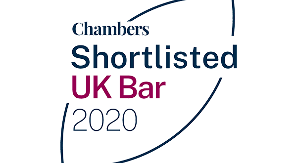 Hardwicke shortlisted for Outstanding Chambers for Diversity & Inclusion at Chambers UK Bar Awards
