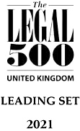 Legal 500 2021: Leading Set