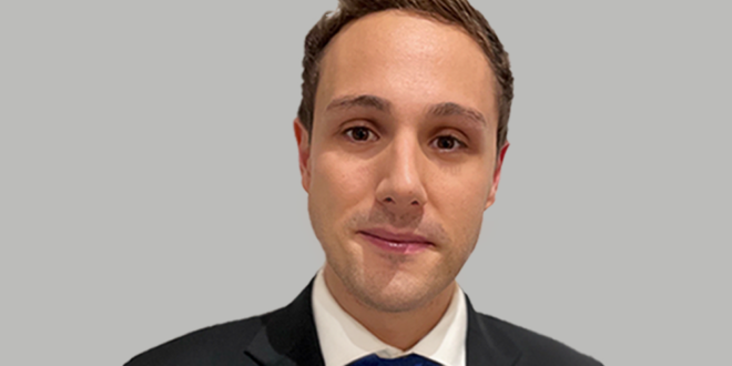 Miguel A. R-C. Henderson joins Hardwicke as a Third Six Pupil