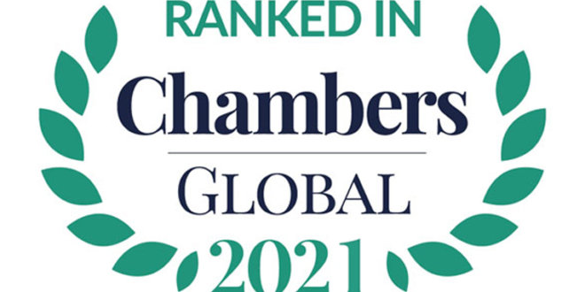 Hardwicke makes strong showing in Chambers Global 2021